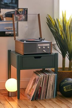Crosley Otto 4-In-1 Record Player - Grey at Urban Outfitters