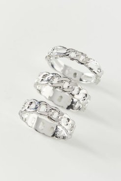 Penny Chain Ring Set