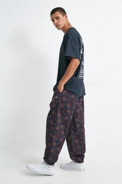 UO Xander Paisley Pant - Assorted L at Urban Outfitters