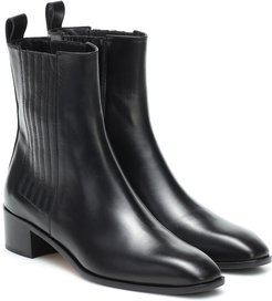 Neil leather ankle boots