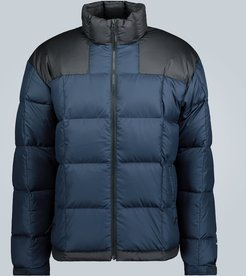 Lhotse down-filled jacket