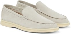 Lady Summer Walk suede loafers