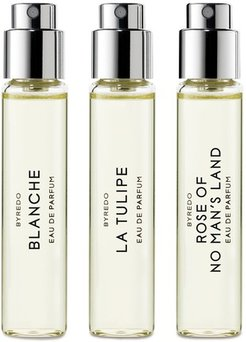 Floral Perfume Selection 3x12 ml