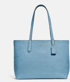 Central Tote With Zip - Women's