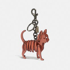 Small Cat Bag Charm - Women's