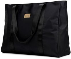 Nylon Travel Tote Weekender Bag - Lightweight Travel Bag