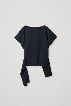SQUARE WEAVE TOP