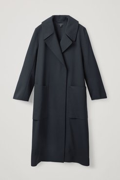 WOOL-MIX TRENCH COAT