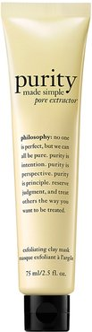 Purity Exfoliating Clay Mask 75ml