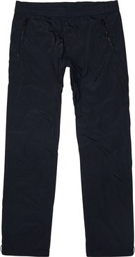 Navy shell trousers