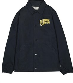 Heart And Mind navy cotton-blend jacket