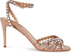 Tequila 85 blush leather sandals