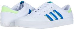 Lucas Premiere (Footwear White/Glory Blue/Signal Green) Skate Shoes