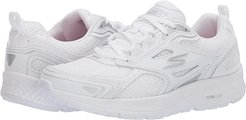 Consistent (White/Silver) Women's Running Shoes