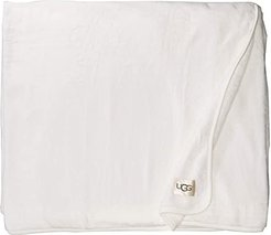 Duffield Large Spa Throw (Cream) Sheets Bedding