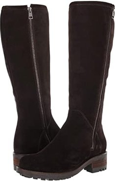 Cecile (Brown Oiled Suede) Women's Boots