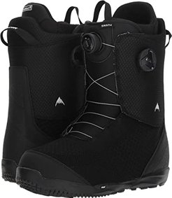 Swath Boa(r) Snowboard Boot (Black) Men's Cold Weather Boots