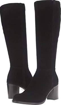 Phebe (Black Suede) Women's Boots