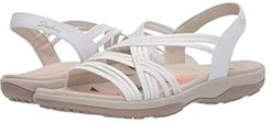 Reggae Slim - Simply Stretch (White) Women's Shoes