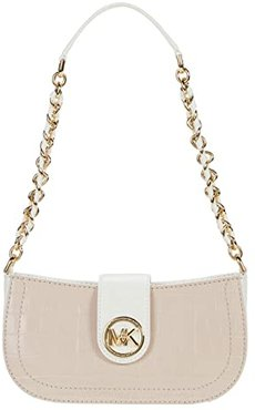 Carmen Extra Small Pouchette (Soft Pink Multi) Handbags