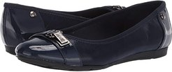 Sport Able Wide (Navy) Women's Shoes