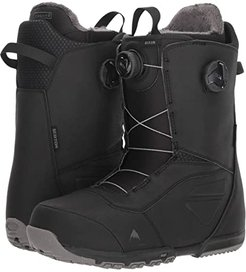 Ruler Boa(r) Snowboard Boot (Black) Men's Cold Weather Boots