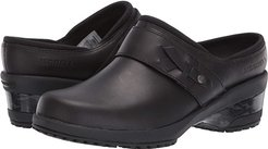Valetta Slide AC+ Pro (Black) Women's Shoes
