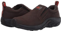 Jungle Moc Leather Slip Resistant (Espresso) Men's Shoes