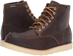 Lumber Up (Dark Brown) Men's Lace-up Boots