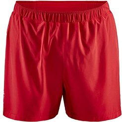 ADV Essence 5 Stretch Shorts (Bright Red) Men's Shorts