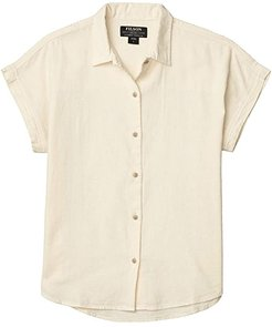 Northwest Camp Shirt (Birch) Women's Clothing