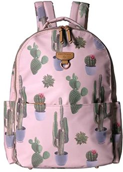 On-The-Go Backpack (Cactus) Backpack Bags