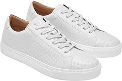 Royale Perforated (Blanco) Women's Shoes