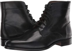 7-Eye Boot (Black 1) Men's Lace-up Boots