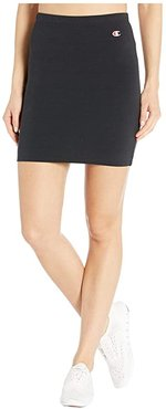 Small C Skirt (Black) Women's Skirt