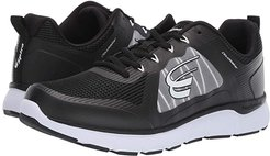 CloudWalker (Black/White) Men's Shoes
