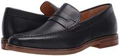 Gold Cup Exeter Penny Loafer (Dress Blues) Men's Shoes