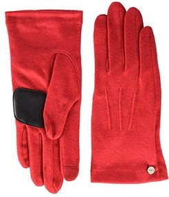 Classic Touch Gloves - Water Repellent (Cherry Red) Extreme Cold Weather Gloves