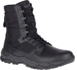 MQC Patrol Waterproof (Black) Men's Shoes
