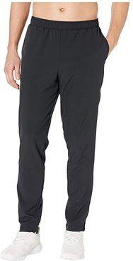 Rush Wind Pants (Black) Men's Casual Pants