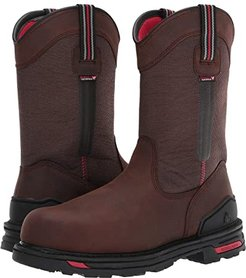 RXT Comp Toe Non-Metallic 11 Pull-On Boot (Dark Brown) Men's Shoes