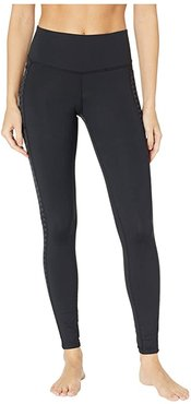 Greenlight Tights (Black) Women's Casual Pants