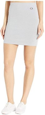 Small C Skirt (Oxford Gray) Women's Skirt