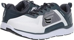 CloudWalker (White/Navy/Black) Men's Shoes
