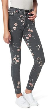 Charlie Ankle Cut Hem Jeans in Painted Blossom (Painted Blossom) Women's Jeans