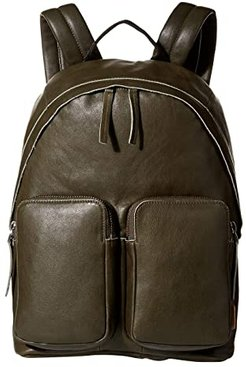 Casper Small Backpack (Deep Forest) Backpack Bags