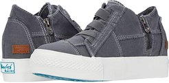 Mamba (Blue Tuna Color Washed Canvas) Women's Shoes