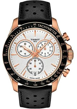 V8 Chrono Quartz - T1064173603100 (Rose Gold) Watches