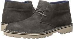 Abie Desert Boot B (Dark Grey) Men's Shoes