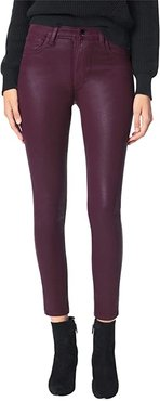 The Charlie Ankle Coated Jeans (Siren) Women's Jeans